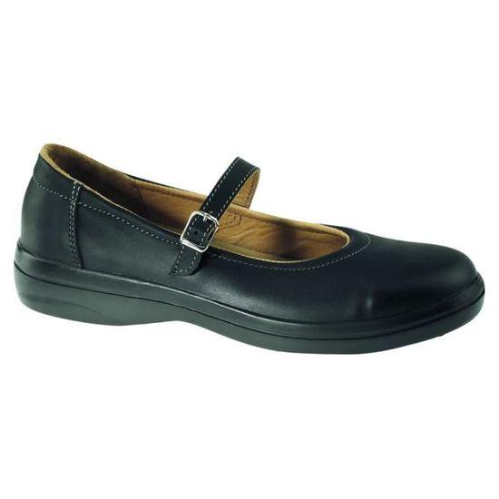 Chaussure Femme Lemaitre 35 SrcNoir De Corinne S2 Sécurité DH9WYeEb2I