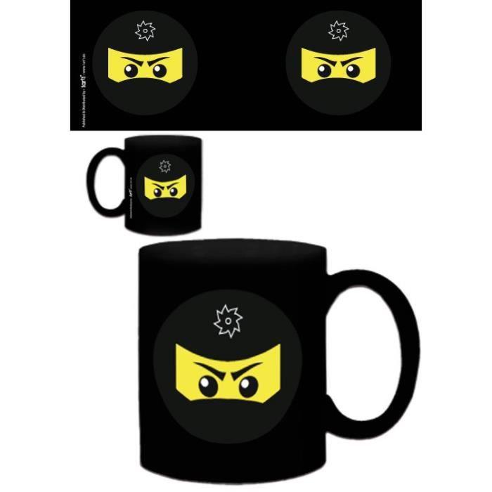 NinjaNoir9 Tasse Cm À Café Gaming Icône Mug 8 X CdQxoWBre