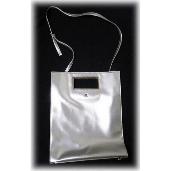 A Sac Courreges Vente Argent Achat Andre Main Y7bf6Iymvg