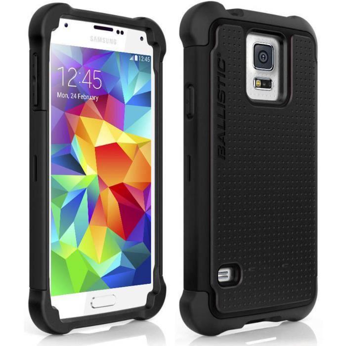 ba6f29bc12d827 Coque Anti-chocs Samsung Galaxy S5 - Tough Jacket - Achat coque ...
