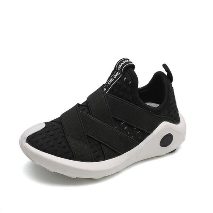 Enfant Baskets Garçon Fille mixte AIR - chaussures de sport GrXOP