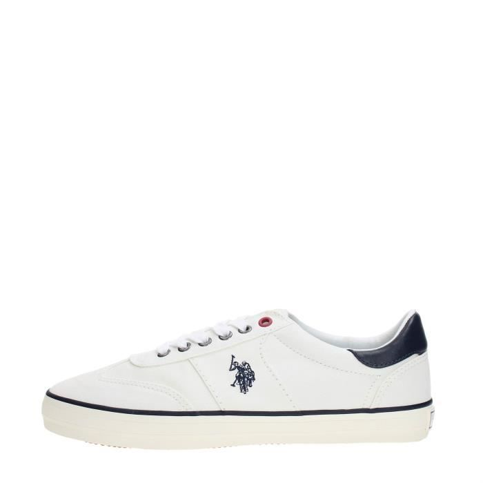 U.S. Polo Assn. Sneakers Homme WHITE, 45
