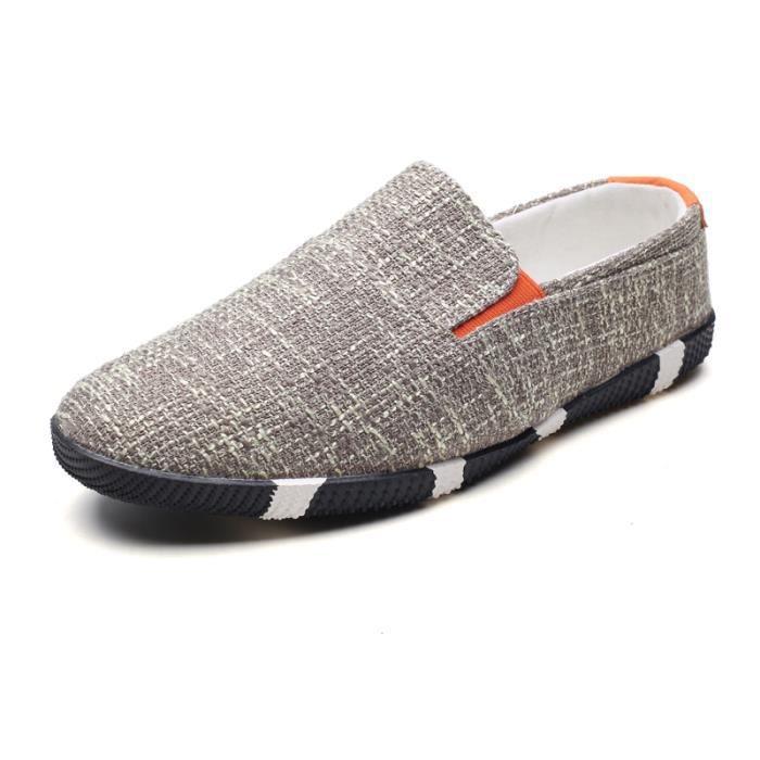 Noouvelle Chaussures de bateau Chaussures pour hommes mode Printemps