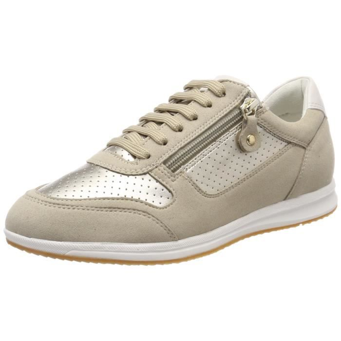 top D Sneakers Geox Avery A Women's 2 3fwuft 35 1 Low Taille gy7b6Yf