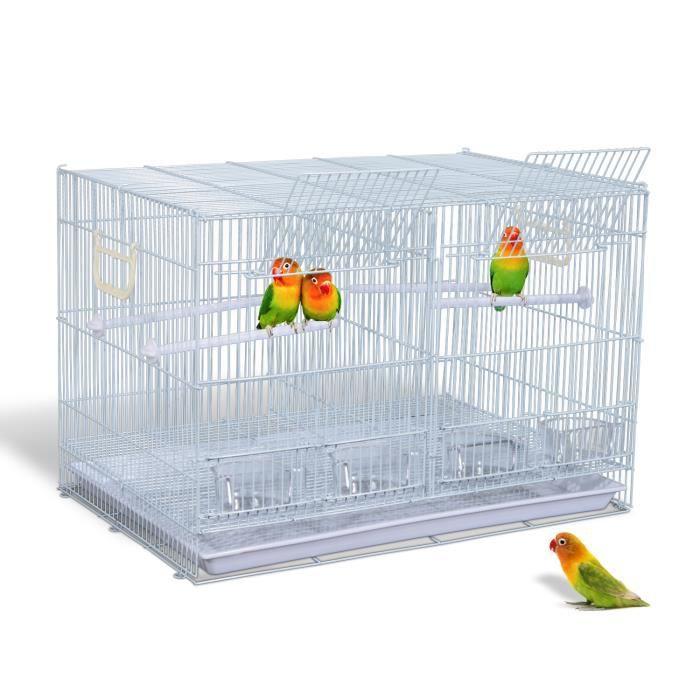 cages pour oiseau achat vente cages pour oiseau pas cher soldes d s le 10 janvier cdiscount. Black Bedroom Furniture Sets. Home Design Ideas