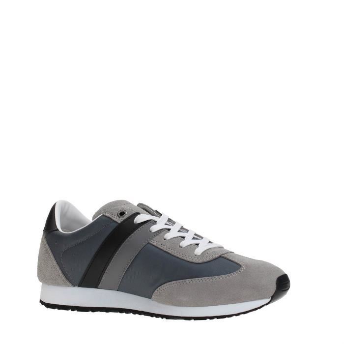Chaussures basses cuir ou similiCaflaire marron 19TpXVnF8