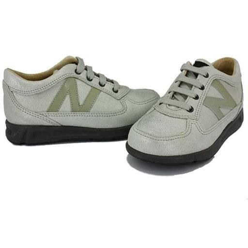 baskets naturino - chaussures fille adria filles naturino h62nat076 22 Gris