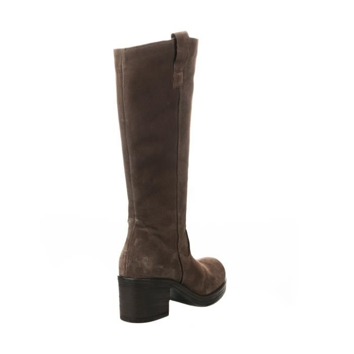 Bottes femme - LIFE - Taupe - 5201 937 - Millim