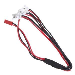 DRONE Hubsan X4 1 à 5 balance Câble de recharge pour la