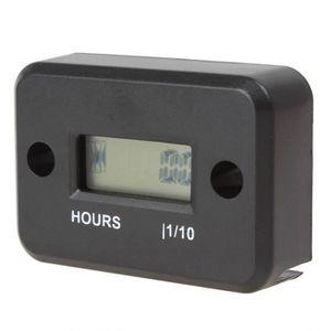 hot sale online 6de99 ac9f3 KIT DE FIXATION LCD inductifs Tach Compteur horaire pour Marine -