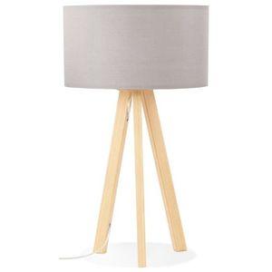 LAMPE A POSER LAMPE À POSER TREPIED 'SPRING MINI' AVEC ABAT-JOUR