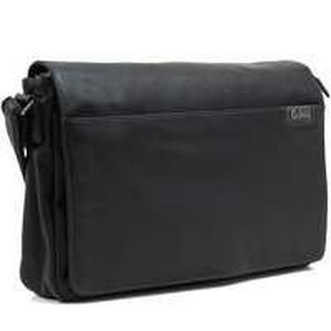 Sac reporter homme Noir Carter MdfEaw