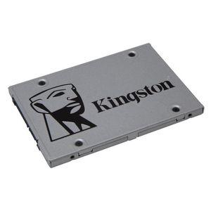 DISQUE DUR SSD KINGSTON - SSD HDD 240GB UV400 2.5 'SATA 3 (SUV400