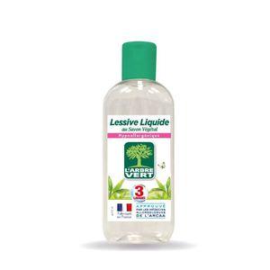 LESSIVE L'ARBRE VERT Lessive savon végétale - 3 lavages -