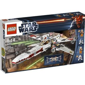 ASSEMBLAGE CONSTRUCTION Lego Star Wars™ - X-Wing Starfighter