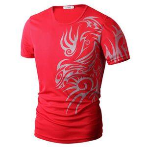 T-SHIRT t shirt homme de marque de luxe Nouvelle mode tuni