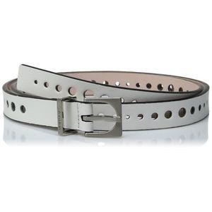 CEINTURE ET BOUCLE CALVIN KLEIN Femme de 20 mm plat Bracelet perforé 422d462b406
