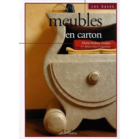 livre meuble en carton achat vente livre meuble en carton pas cher soldes d s le 10. Black Bedroom Furniture Sets. Home Design Ideas