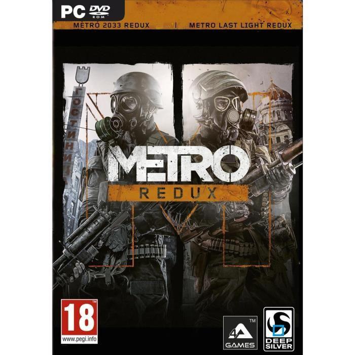 Metro Redux Jeu PC