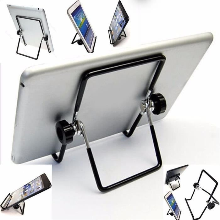 Bureau Accessoires Support Support Multi Angle Support Metal Tablet