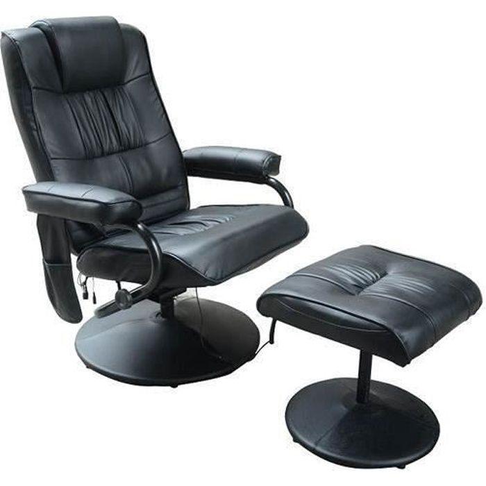 fauteuil de relaxation lectrique achat vente fauteuil. Black Bedroom Furniture Sets. Home Design Ideas