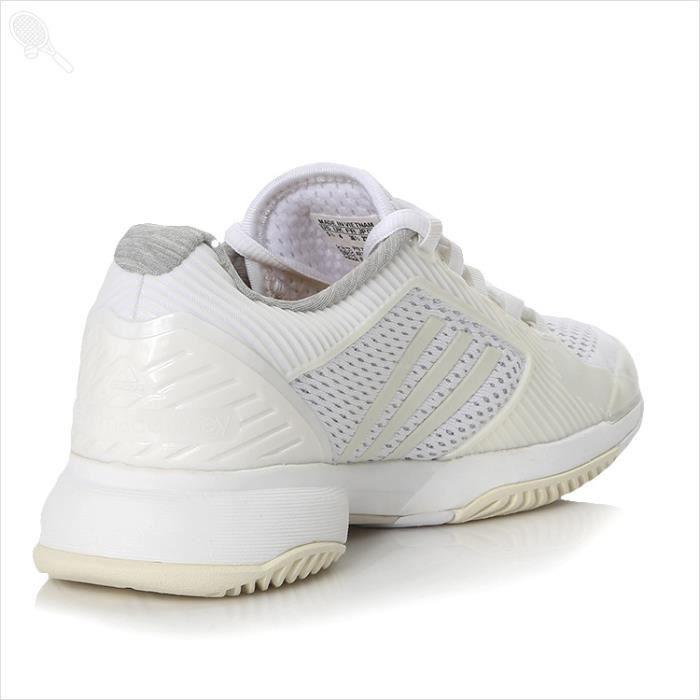 adidas Originals ZX Flux Weave baskets Femmes Blanc 6