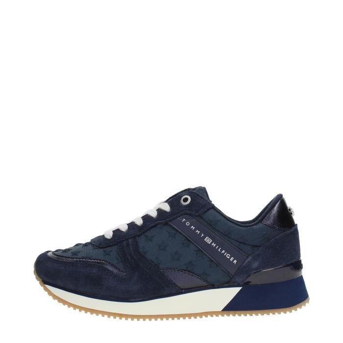 Tommy Hilfiger Sneakers Femme MIDNIGHT, 37