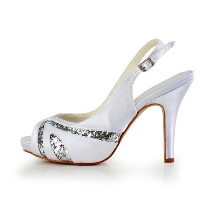 Jia Jia Wedding 37043 chaussures de mariée mariage Escarpins pour femme