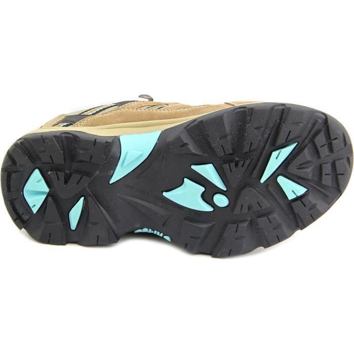 Travail Chaussures de Low Tec Femmes Daim Hi WP Bandera 7vP4q8