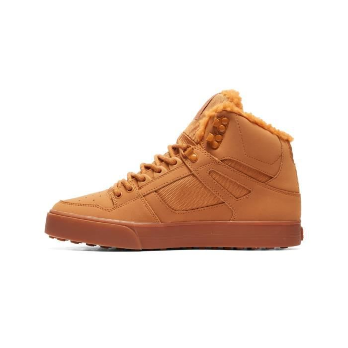 Hiver Sherpa Wc Bottes Lined Blanc Dc Pure Wheat pqwPdBZ