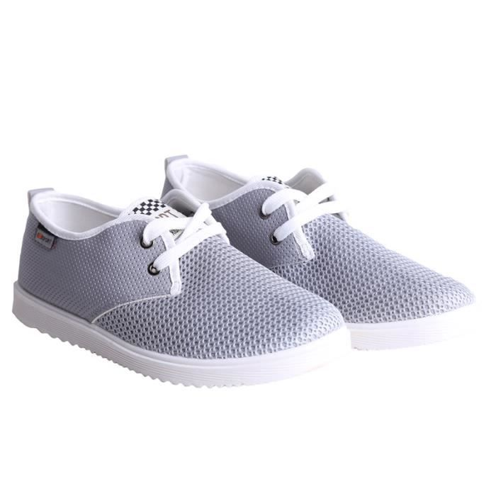 Casual Mo Chaussures Mode Canvas Nouveau Hommes xqzIfUn