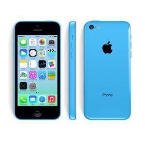 SMARTPHONE IPHONE 5C 16GB BLEU