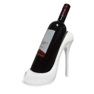 PORTE-BOUTEILLE Casier à vin à talons hauts chaussures porte-boute