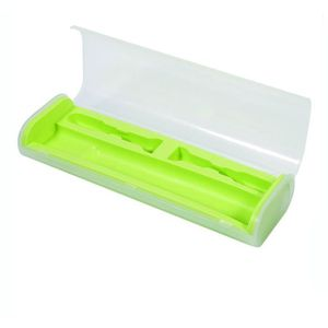 POUBELLE - CORBEILLE Portable électrique porte-brosse à dents voyage co