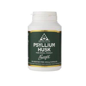 TONUS - VITALITÉ Bio Health Psyllium Husk 400mg 120 capsule