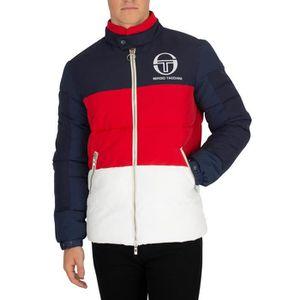 2915c3198302c DOUDOUNE Sergio Tacchini Homme Puffer Jacket, Bleu