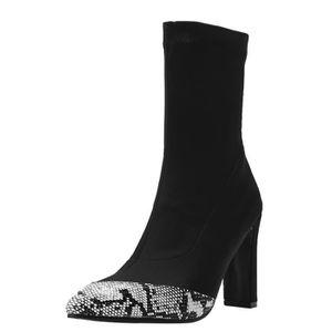 0796de3ac66 ESCARPIN Chaussures à broder pour femmes avec bouts pointus