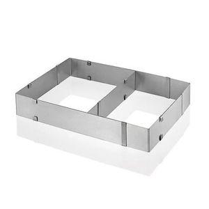 moule a gateau reglable achat vente pas cher. Black Bedroom Furniture Sets. Home Design Ideas