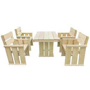table bar exterieur achat vente pas cher. Black Bedroom Furniture Sets. Home Design Ideas