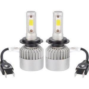 Ampoule phare - feu XCSOURCE Ampoule Lampe Halogène H7 8000LM 80W CREE