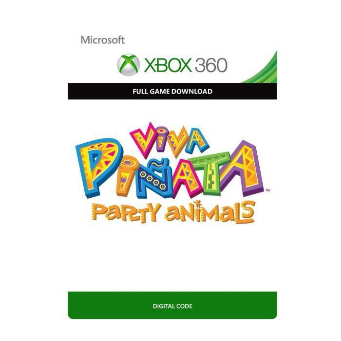 Viva Pinata - Party Animals Jeu Xbox 360 à télécharger