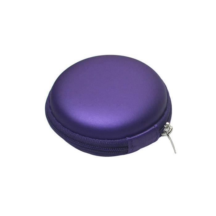 Nouveau Mode Écouteur Eva Hard Case Pour Iphone Box Écouteurs Em10903