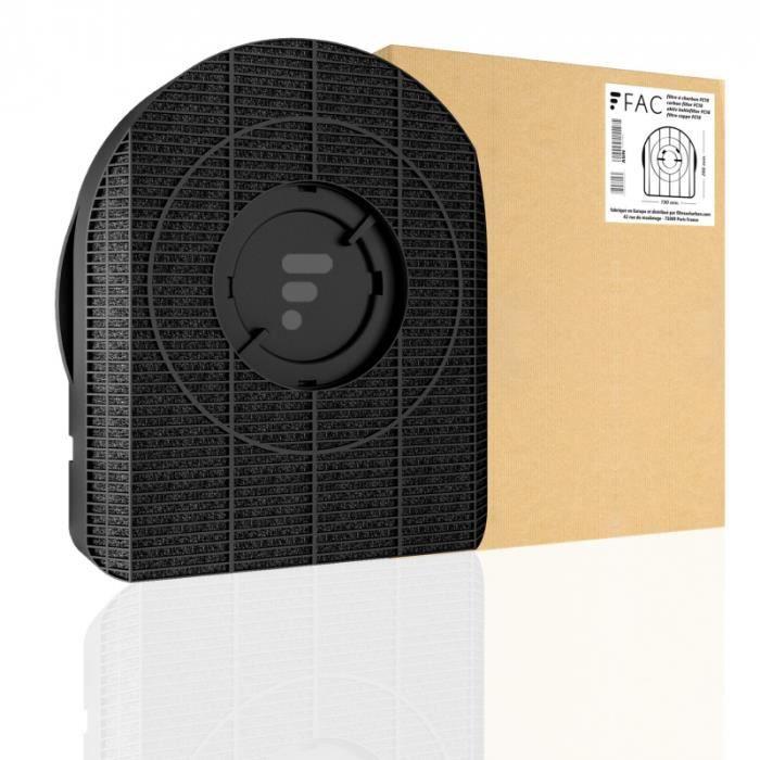 FILTRE POUR HOTTE Filtre à charbon compatible hotte De Dietrich DHG1