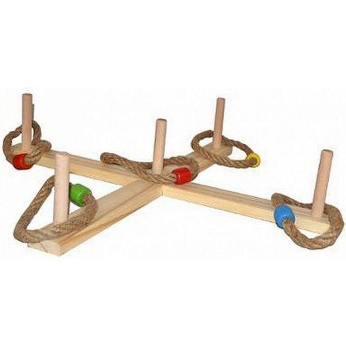 jeux d exterieur en bois achat vente jeux et jouets pas chers. Black Bedroom Furniture Sets. Home Design Ideas