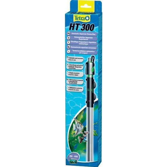 Tetra Chauffage Totalement Submersible - Pour Aquarium Ht300 300 W