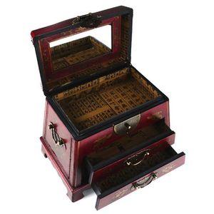 coffret a bijoux chinois achat vente pas cher soldes d s le 10 janvier cdiscount. Black Bedroom Furniture Sets. Home Design Ideas