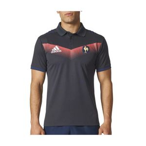 T-Shirtshock - Polo T0964 france rugby sport, Taille M