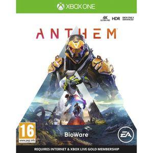 JEU XBOX ONE NOUVEAUTÉ Anthem Jeu Xbox One