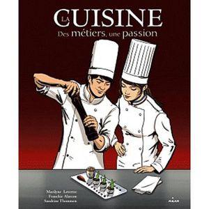 Livre 6-9 ANS La cuisine