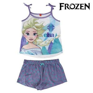 PYJAMA Pyjama d'Été pour Filles Frozen - Taille - 6